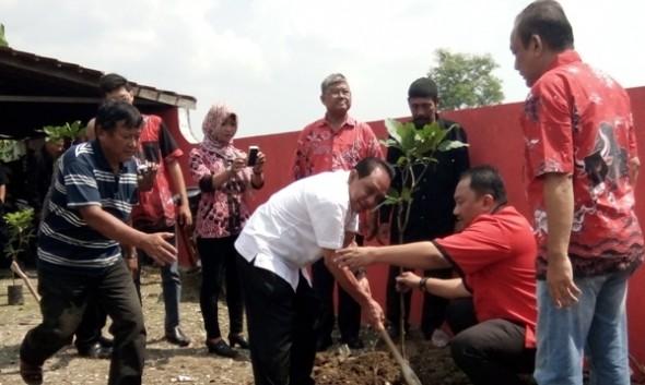 Ketua DPC PDIP Rembang Akhirnya Jalani Hukuman