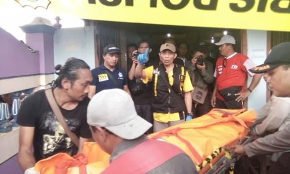 Pedagang Emas Korban Perampokan Jatah Berangkat Haji 2016