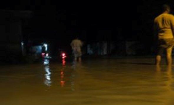 Puluhan Rumah di Gandrirejo Diterjang Banjir Bandang