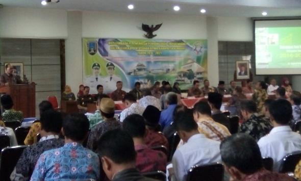 Pendapatan Daerah Rembang Terancam Anjlok Tahun Depan