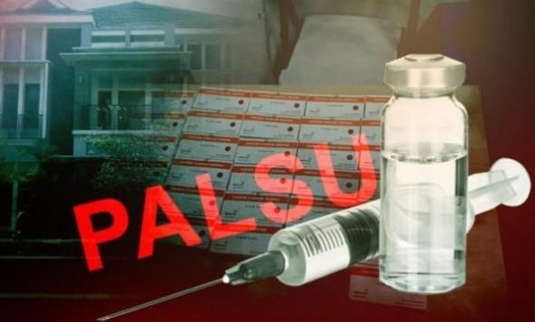 Umumkan Apotek dan RS yang Gunakan Vaksin Palsu!