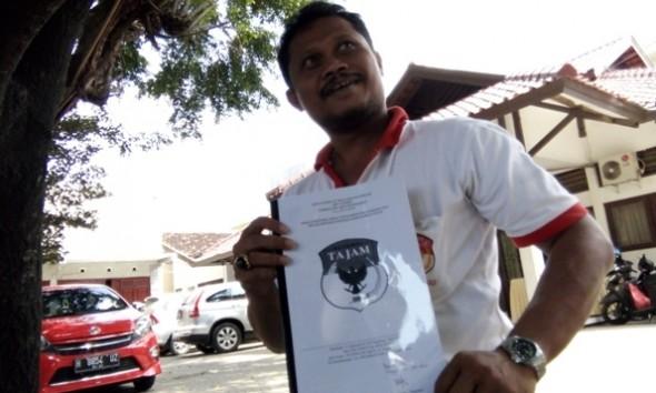 Dugaan Penyimpangan DAK Disdik 2012 Diadukan Kejati