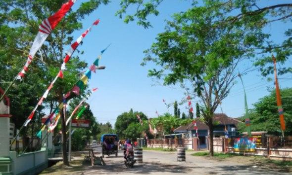 Cegah Tronton Melintas, Jalan Karas-Pandangan Diportal