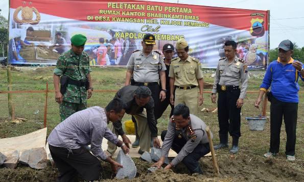 Polisi Rembang Cegah Penjahat Kabur lewat Jalan Tikus