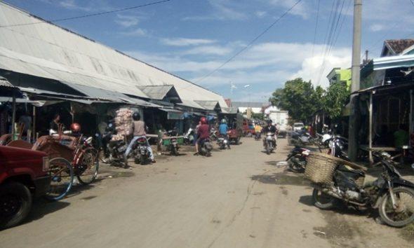 Pedagang di Trotoar Selatan Pasar Segera Ditertibkan