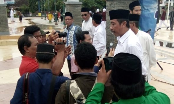 SKPD Rawan Pungli, Bupati Siapkan Tim Pembasmi
