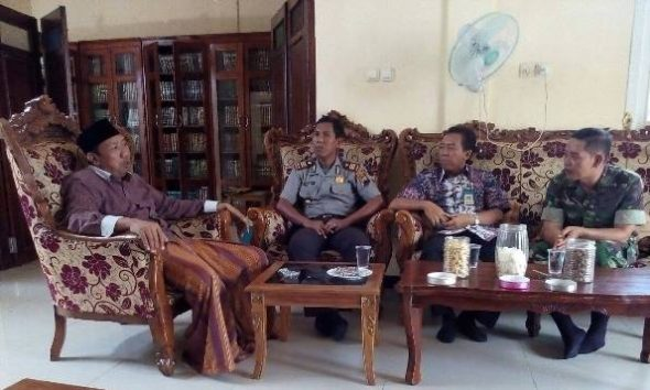 Kepolisian Sebar Perwira Kunjungi Ulama Jelang Aksi 2 Desember