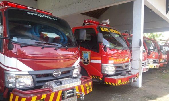 2019, Pos dan Armada Pemadam Kebakaran Ditempatkan di Sedan