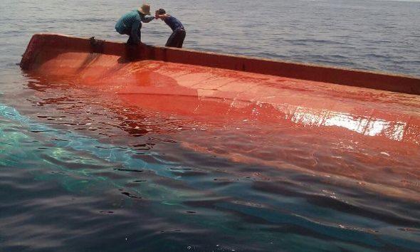 Nelayan Rembang Korban Kecelakaan Laut Disantuni