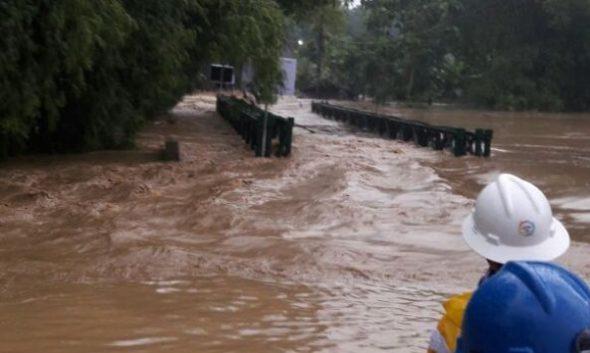 Warga Korban Banjir Butuh Bantuan Air Bersih