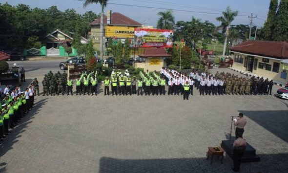 Kurang Personel, Satu Polisi Layani 901 Penduduk