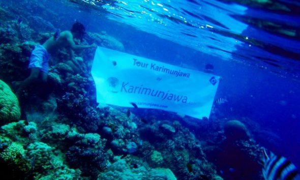 Perairan Karimunjawa. (Foto: karimunjawa.com)