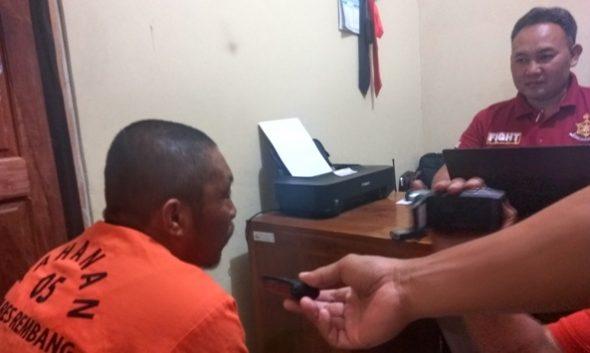 Ayah Cabuli Anak Tiri hingga Hamil Ditangkap Polisi