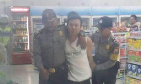 Pria 44 Tahun Tertangkap Curi Kondom di Mini Market
