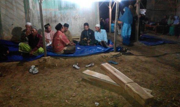 Jasad Karjani Ditemukan, Dimakamkan Malam Ini di Rembang