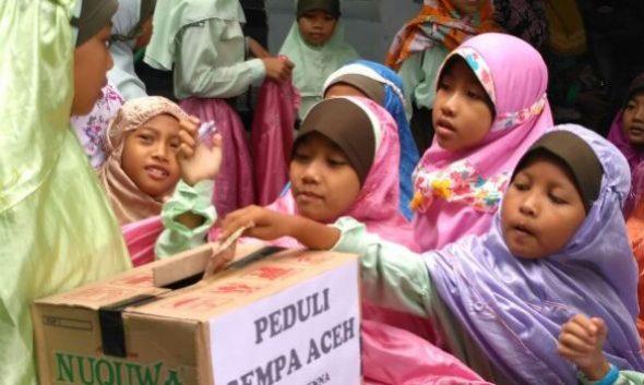 PMI Rembang Terus Galang Donasi Gempa Aceh