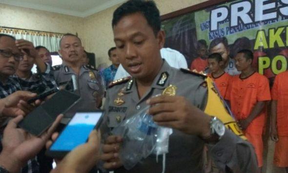 Kasus Peredaran Narkoba di Rembang Meningkat Tajam