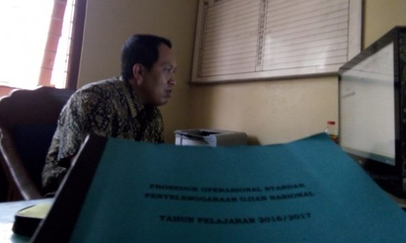 30 SMP/MTs di Rembang Siap Gelar UNBK