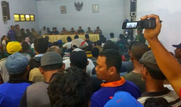 Pro-Kontra Cantrang di Rembang Memanas