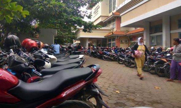 Kutipan Parkir Nakal di RSUD Termasuk Pungli
