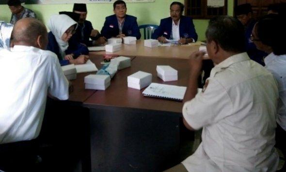 KPU Sambangi Parpol Persiapan Verifikasi Peserta Pemilu