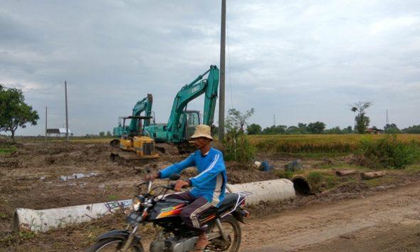 Perusahaan Malaysia Beli Tanah Warga Rp40-45 Ribu per Meter