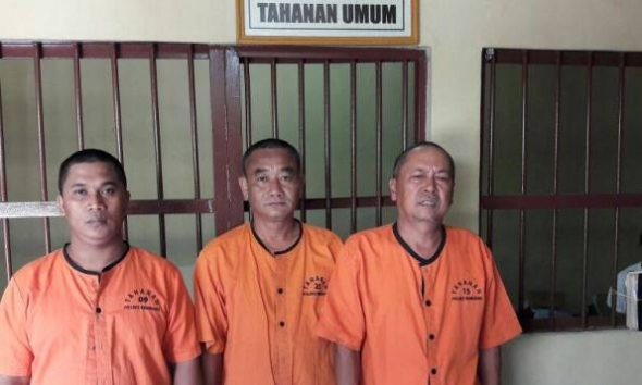 Tiga Pejudi Dadu Ditangkap, Salah Satunya Bos Ketoprak