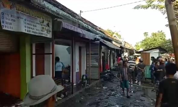 Sembilan Bulan, 36 Kali Kebakaran di Rembang