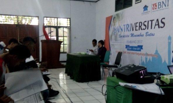 Alumnus Sanlat SNMPTN Dampingi Siswa Seleksi Masuk PTN