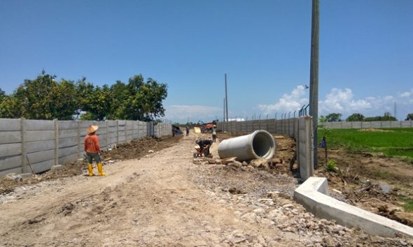 Belum Berizin, Malindo Diminta Hentikan Pembangunan Pabrik