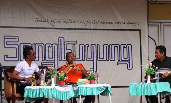Bupati Menjawab, Hafidz: 2018 Jalan Tanpa Lubang