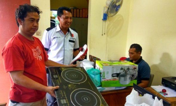 Diduga Menipu, Penjaga Gerai Kartini Fair Ditahan Polisi