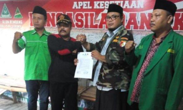 Anti-NKRI, Ansor Rembang Tuntut Pembubaran HTI