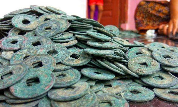 BPCB Jateng belum Urus Temuan Koin Kuno di Rembang
