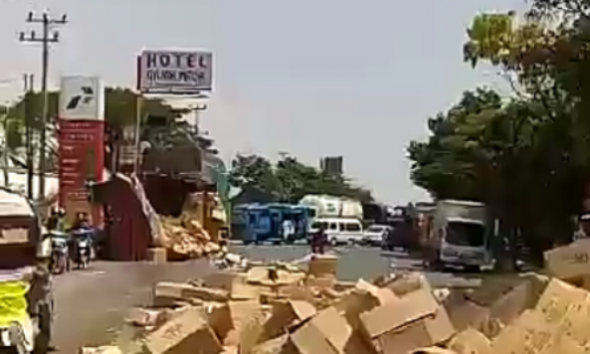 Sehari Empat Orang Tewas Kecelakaan, Pantura masih Rawan