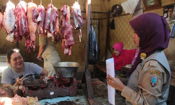 Jelang Ramadan, Mutu Daging di Pasaran Dipantau