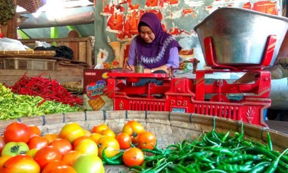 Jelang Ramadhan, Harga Bahan Pokok Merangkak Naik