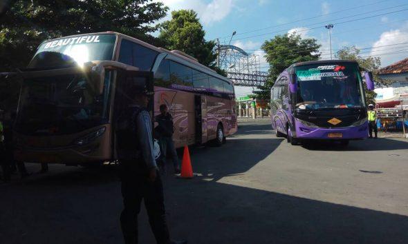 Kelaikan Angkutan Lebaran Diperiksa di Rembang
