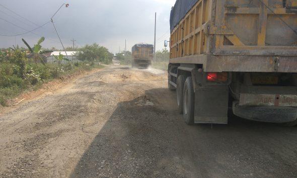 Jalan Lingkar Selatan Batal Diperbaiki Tahun Ini