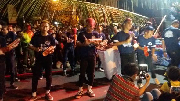 New Ganepa Jawara Festival Thong-thong Lek 2017