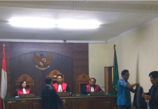 Hakim Perintahkan JPU Jemput Paksa Saksi Mangkir