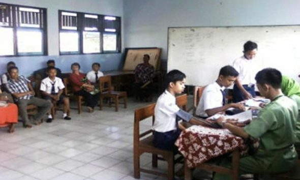 PPDB SMK di Rembang Wajibkan Tes Kesehatan