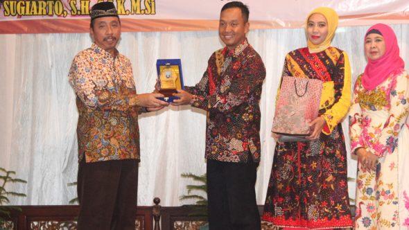 Kenal Pamit Kapolres, Sugiarto Puji Kesejukan Warga Rembang