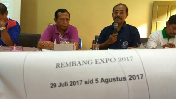 Gerai Gratis Rembang Expo Berkurang Tiap Tahun
