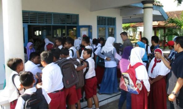 Puluhan SMP Negeri di Rembang Kekurangan Siswa