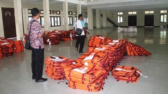 Koper Jemaah Calon Haji Rembang Terdistribusi Tuntas