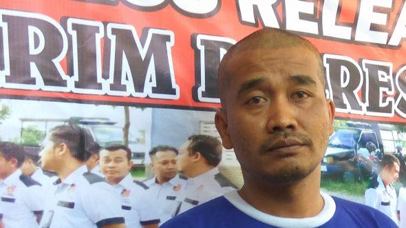 Polisi Rembang Tangkap Penipu Bermodus Tukang Servis AC