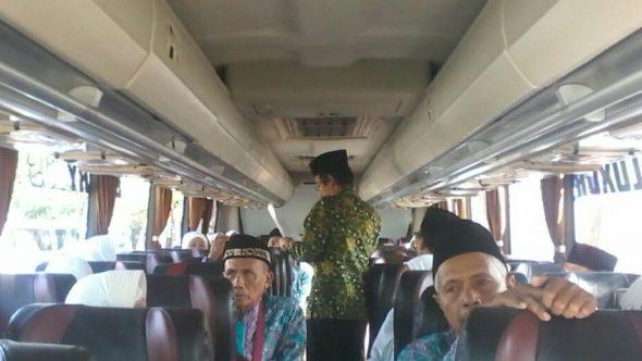 Delapan Calhaj Rembang Tertinggal di RS Moewardi
