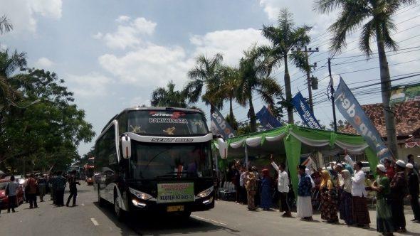 Evaluasi Pemberangkatan Tiga Keloter Haji Rembang