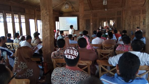 Gubernur Ubah Harga Produk Tambang Galian C di Rembang